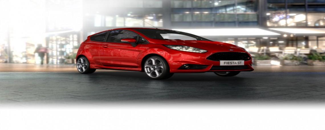Fiesta ST 2016 | Yüksek Performanslı ve Spor | Ford TR