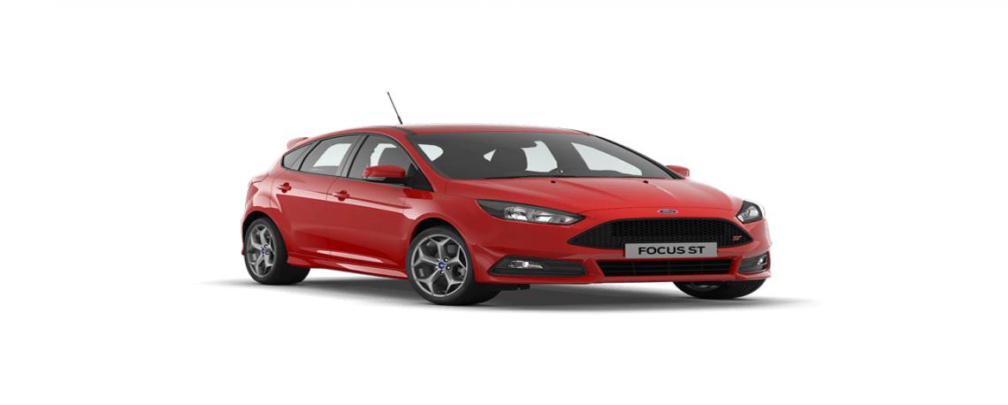 Focus ST  2016   Yüksek Performanslı ve Spor   Ford TR
