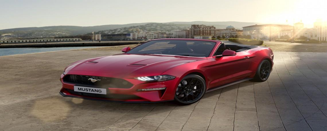 Yeni Ford Mustang 2018   Efsane Spor Araba Şimdi Bir Başka!   Ford TR