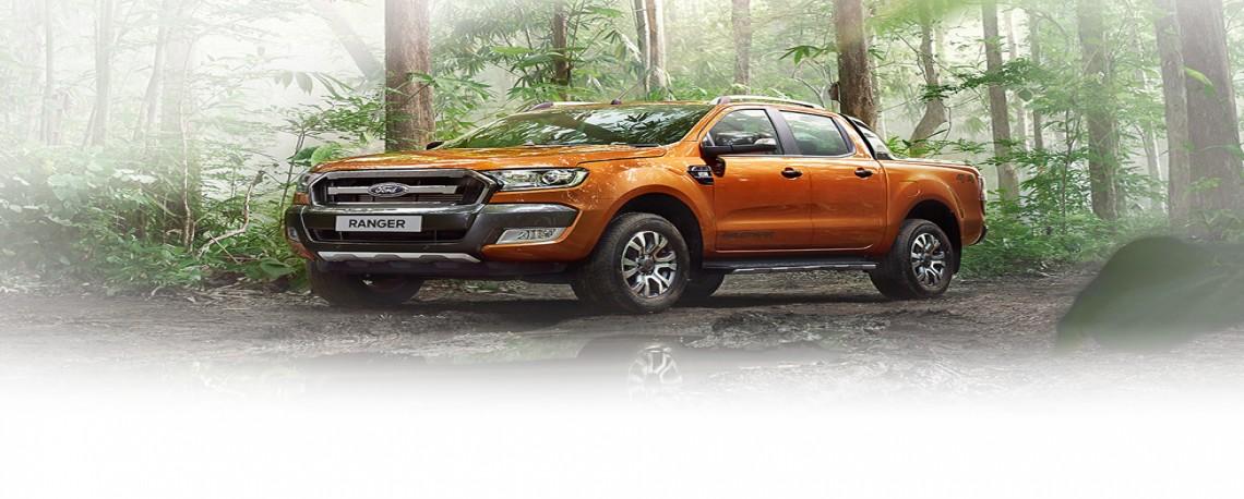 Ford Ranger 2018-2017   4x4 - 4x2 Çift Kabin Pick-up (Pikap)   Ford TR