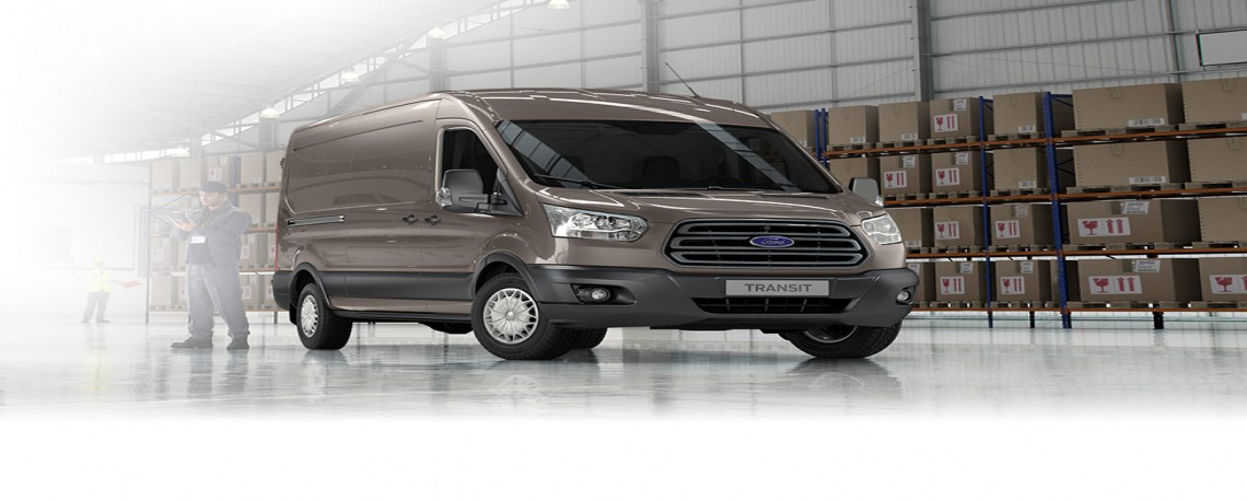 Ford Transit Van 2018-2017   Ticari Araçlar   Ford TR
