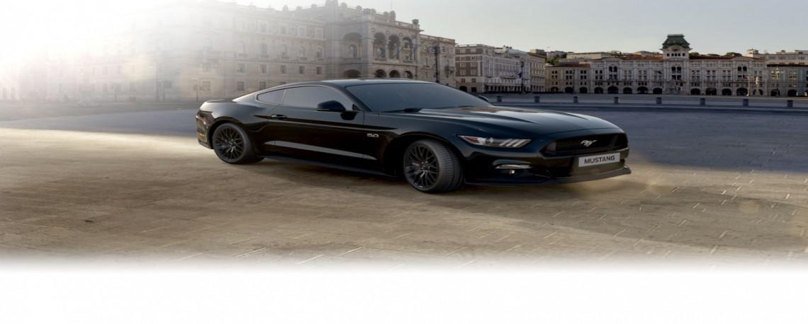 Ford Mustang 2017-2018 | Spor Araba Efsanesi, Güç ve Dinamizm | Ford TR