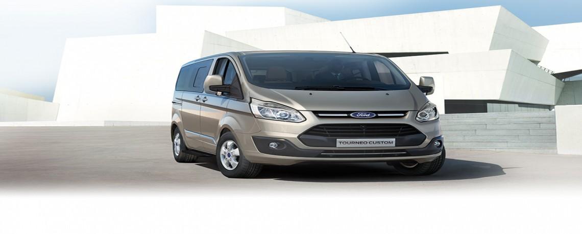 Tourneo Custom 2018-2017 | 8+1 Minibüs, VIP Araç | Ticari | Ford TR