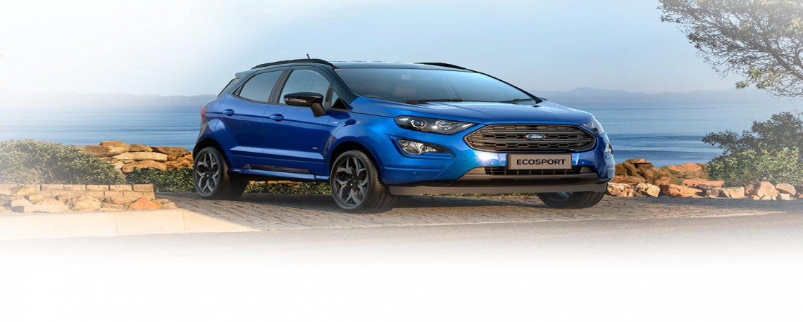 Yeni Ford EcoSport SUV 2018 | Sportif ve Akıllı SUV - 4x4 | Ford TR