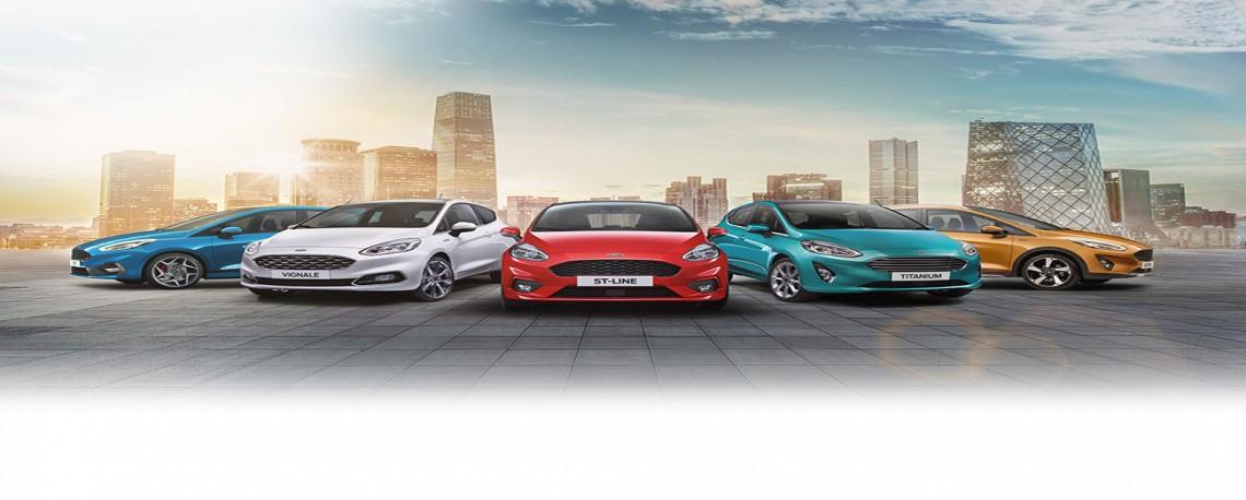 Yeni Fiesta 2017-2018 | Titanium, ST-Line, Vignale ve Active | Ford TR