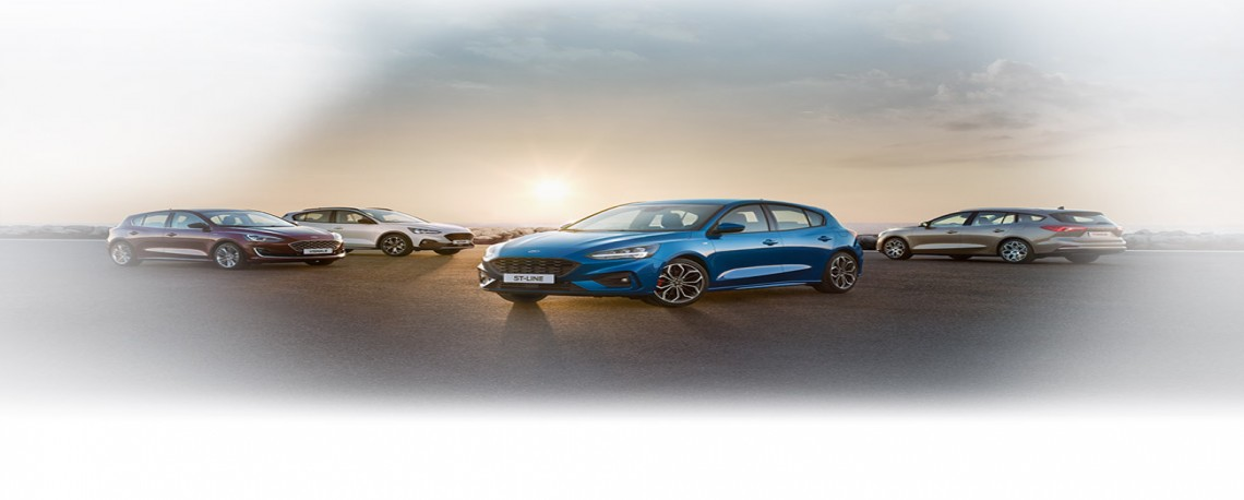 Yeni Focus 2018-2019   ST-Line, Titanium, Active, Vignale   Ford TR
