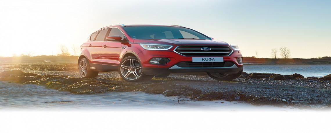 Yeni Ford Kuga SUV 2018-2017 | 1.5L Dizel Otomatik - 4x4 | Ford TR