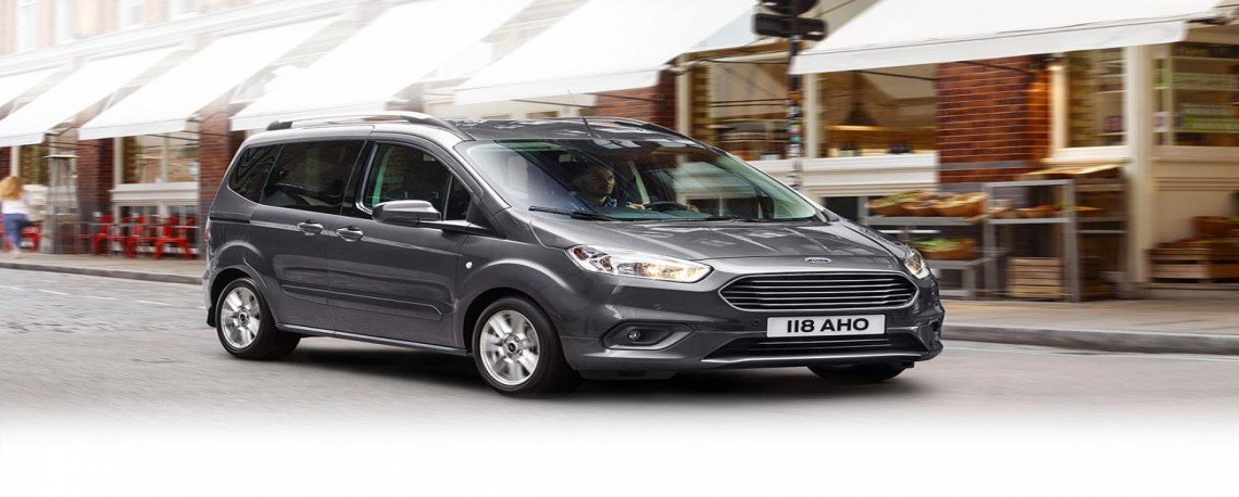 Yeni Tourneo Courier 2018-2019 | Minivan - Aile Aracı | Ticari | Ford TR