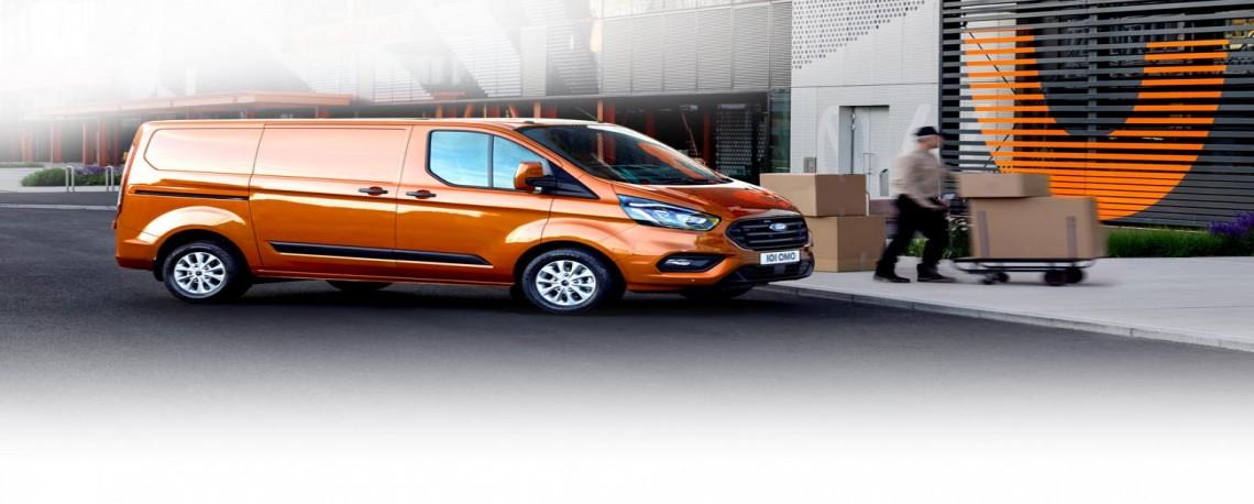 Yeni Transit Custom 2018   Şık Tasarım ve Akıllı Özellikler   Ford TR