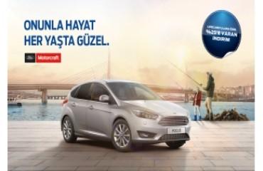 Ford Eko Servis Kampanyası